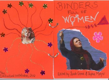 Binders of Women Image