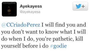 ayekayesa i will find you kill yourself